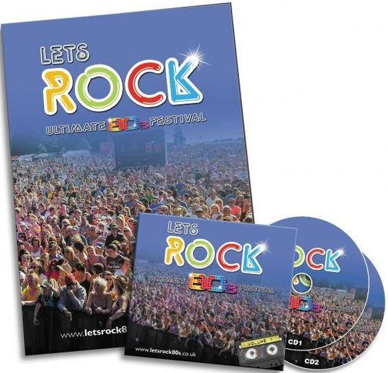 Let's Rock 2014 cd
