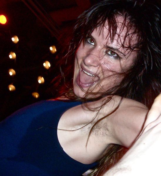 Consider, juliette lewis with hairy armpits
