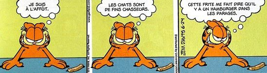 le chat et le casino resume