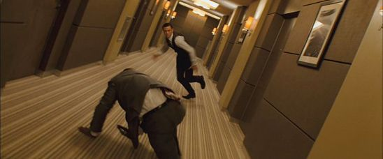 Inception, film de Christopher Nolan avec Leonardo Dicaprio