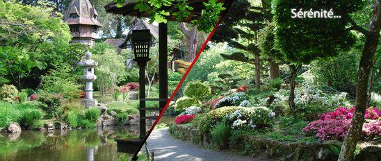 5 Jardins S 39 Unissent Pour Une Offre D Couverte C T
