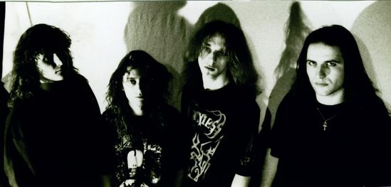 Mercyless - Line-up 1991 (06)