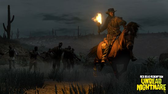 Undead Nightmare pour Red Dead Redemption