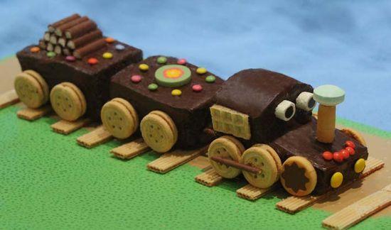 Choco-train grande
