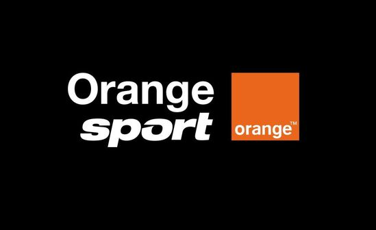 Gros logo Orange Sport