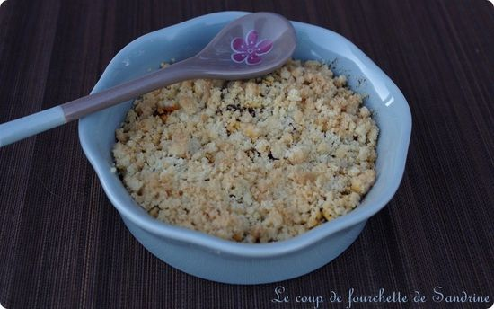 crumble ratatouille