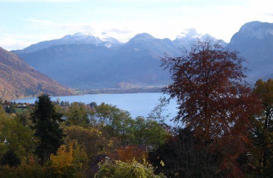 Lac d'Annecy Le 03.11.10 DSC02700
