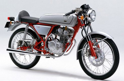 Honda 50 Dream stpz