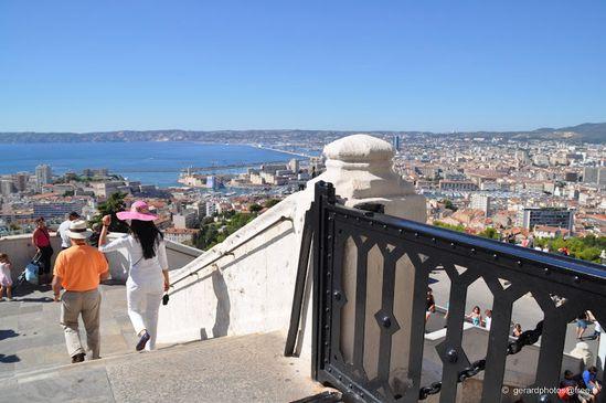 Notre-Dame de la Garde - Marseille - 12 © gerardphotos@fre