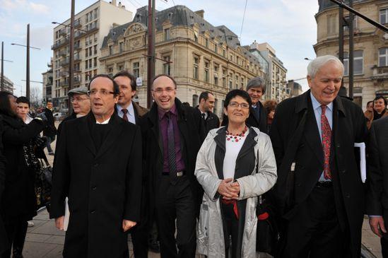Visite Hollande 4-1