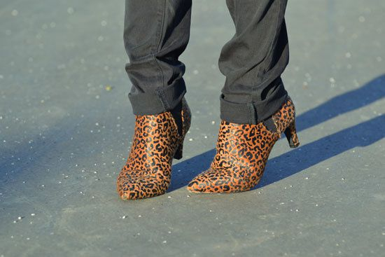 boots lopard mode