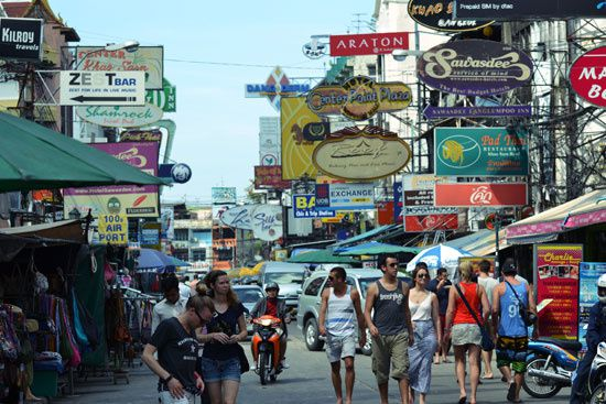 khaosan road