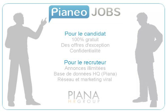 pianeo jobs  une alternative  u00e0 linkedin et viadeo