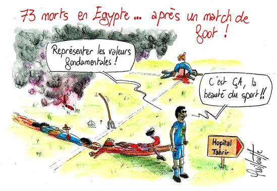 488 - Egypte Foot