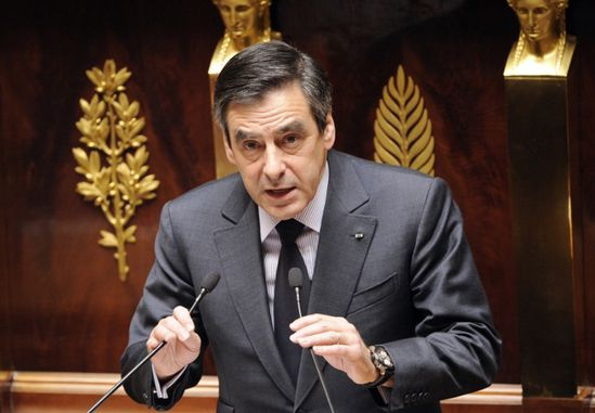 françois fillon assemble nationale