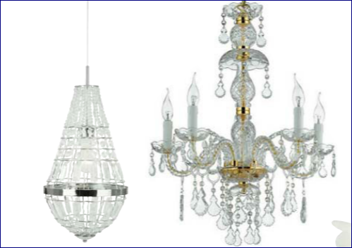 Lampadari punti luce e quadri che illuminano soluzioni a - Leroy merlin lampadario ...