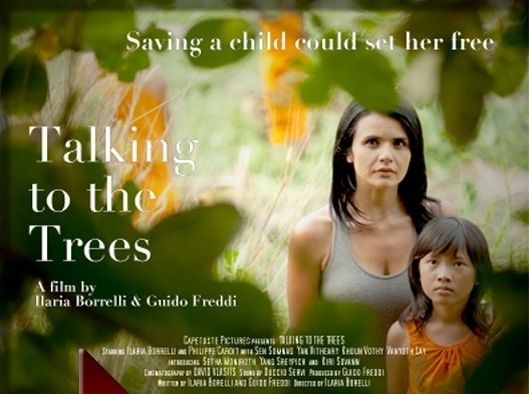trees affiche