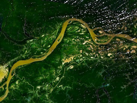 pays Amazonie