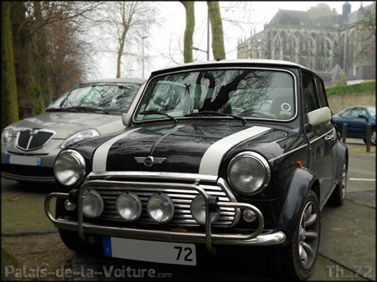 ae87 rover mini cooper s chic for ever palais de la. Black Bedroom Furniture Sets. Home Design Ideas