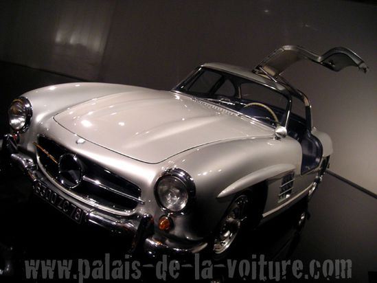 DSCN6580 Mercedes 300SL Gullwing