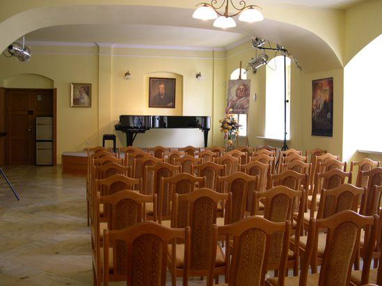 DZ la Fondation Chopin intérieur 01