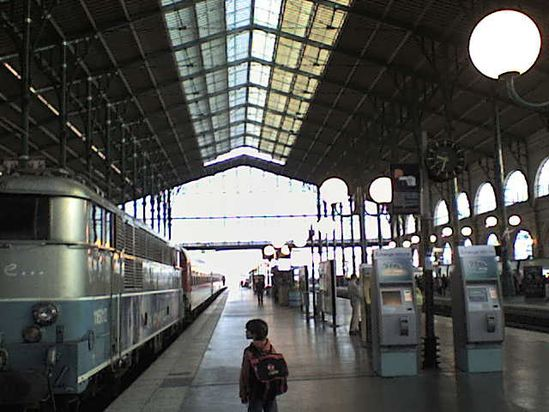 Gare du Nord (photo)