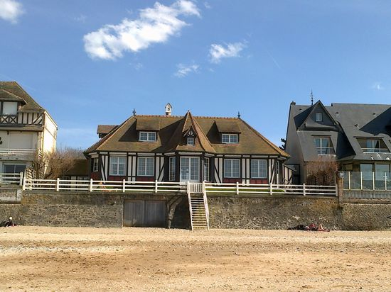 avril 2013 Blonville sur Mer (2)