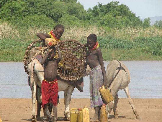 África Central hidroeléctrica en Etiopía arrasa con medi