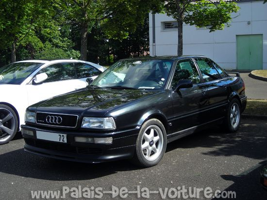 1992 audi 80 16v quattro related infomation specifications. Black Bedroom Furniture Sets. Home Design Ideas