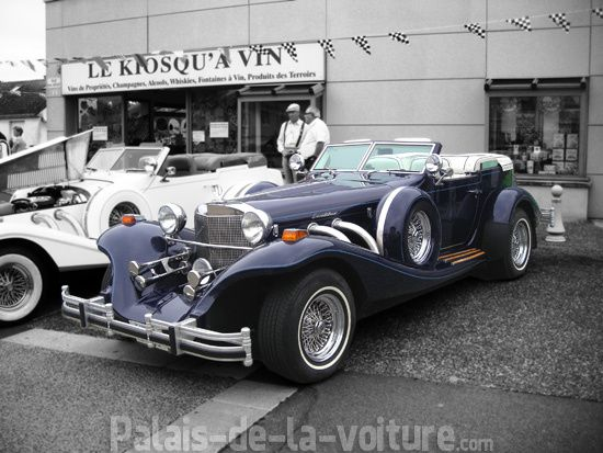 excalibur voiture prix excalibur phaeton france d 39 occasion recherche de voiture excalibur. Black Bedroom Furniture Sets. Home Design Ideas