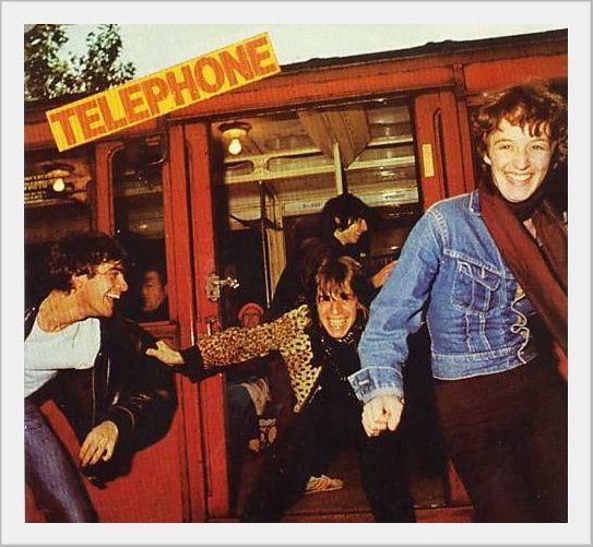ALBUM TELEPHONE 1977 ANNA