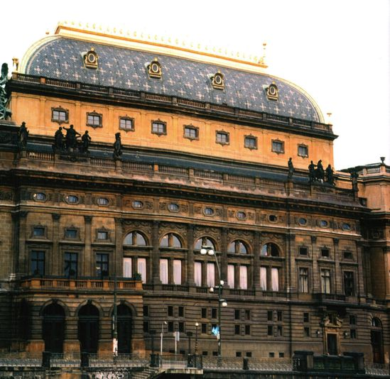 Estates Theatre Prague