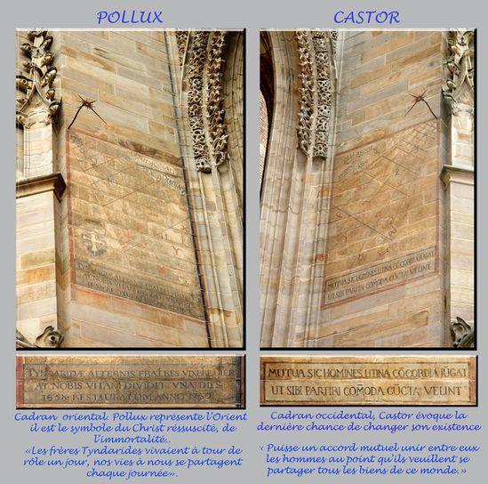 Pollux & Castor
