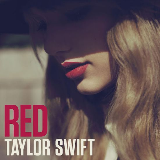 taylor swift album red 2012