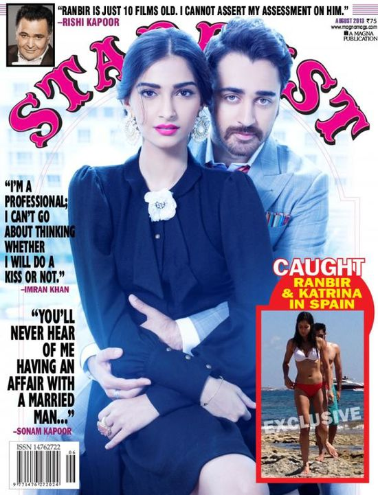 Sonam---Imran-on-cover-of-StardustStardust_August_2013.jpg