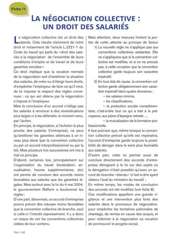 Visu guide CGT négociations annuelles obligatoires 8