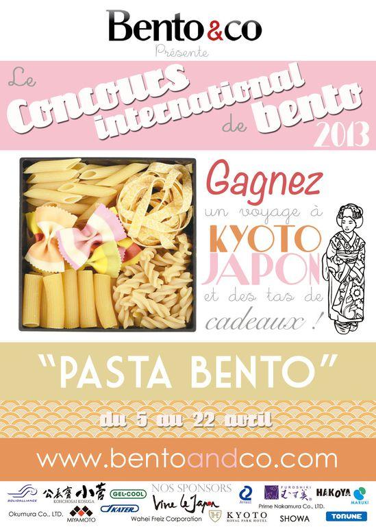 Bento Contest 2013 web poster 940 x 1321 FR