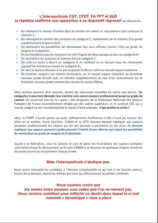 tract filiere 5 avril 2