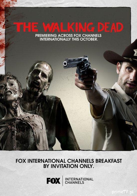 Walking Dead Promo Poster 4ugeek e