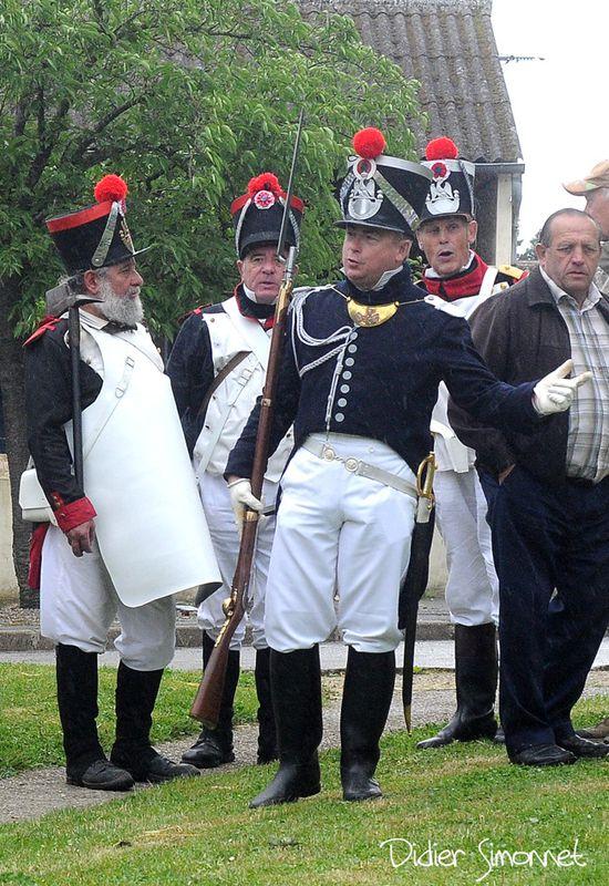 les Grognards de la Marne 1814 ( Didier Simonnet ) 24