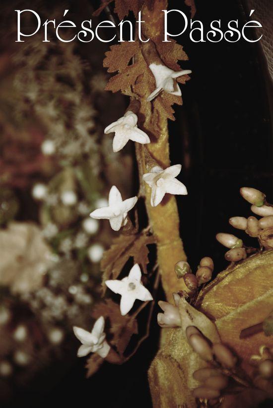 fleurs en porcelaine 110