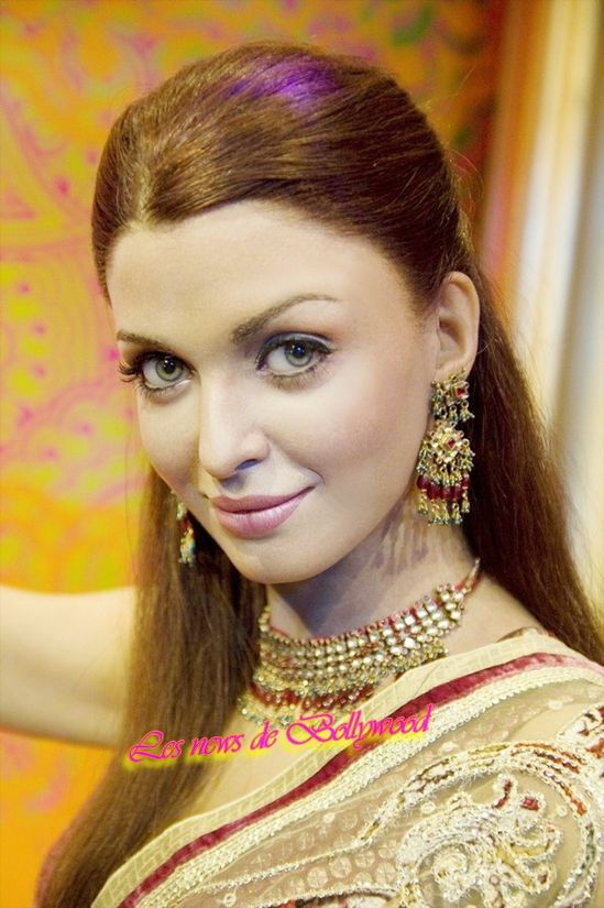 Photos de stars les news de bollywood - Aishwarya rai coup de foudre a bollywood ...