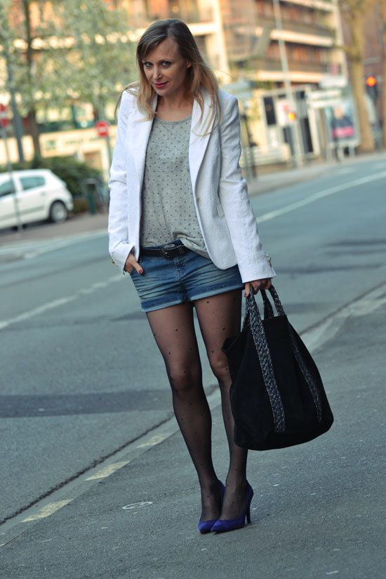 tenue chic blog mode