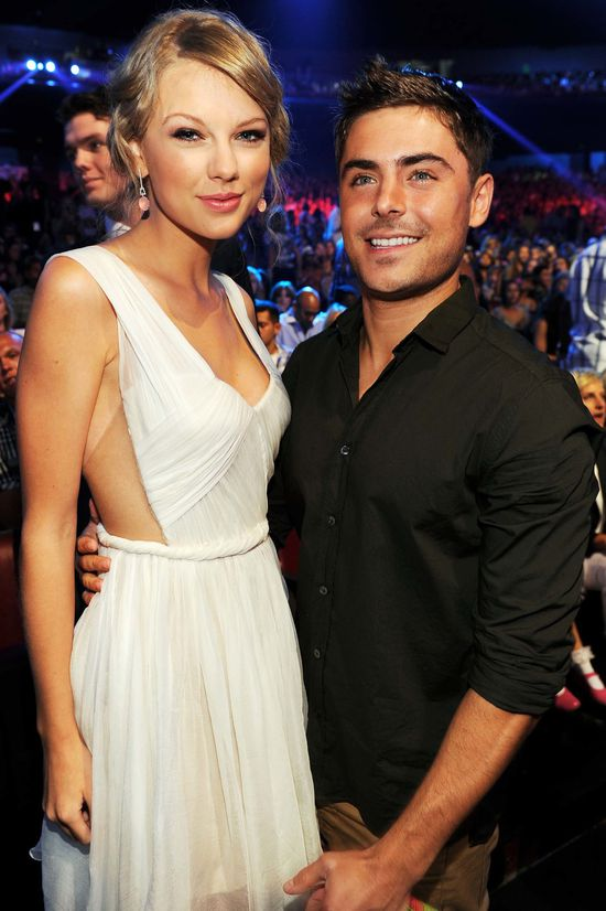 taylor swift zac efron 2012 tca teen choice awards