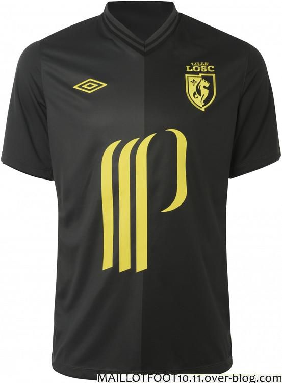 losc maillot third 2013