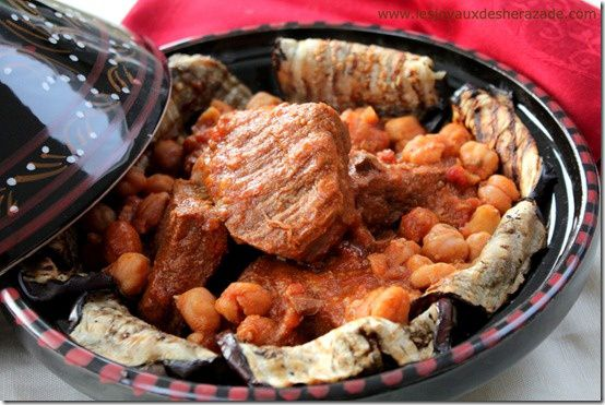 recette de cuisine algerienne, mderbel