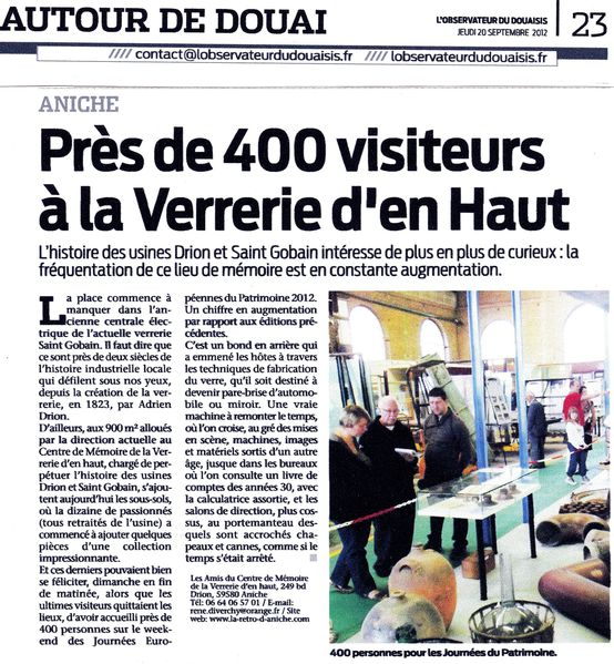 ARTICLE OBSERVATEUR JPE