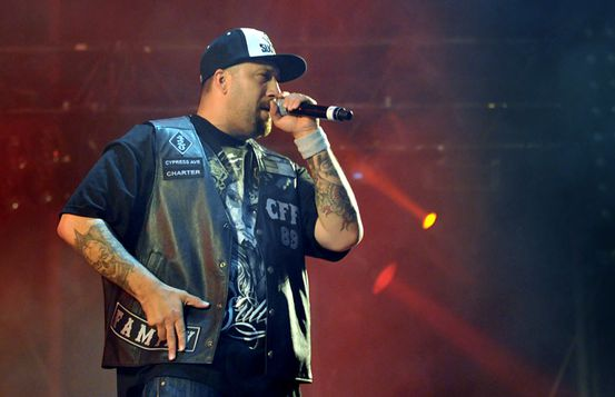 ERIC POLLET CYPRESS HILL 18