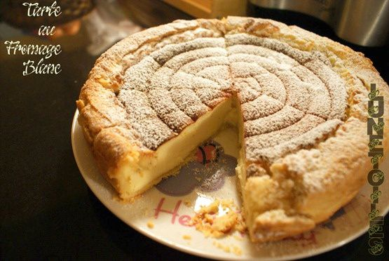 tarte au fromage blanc-1