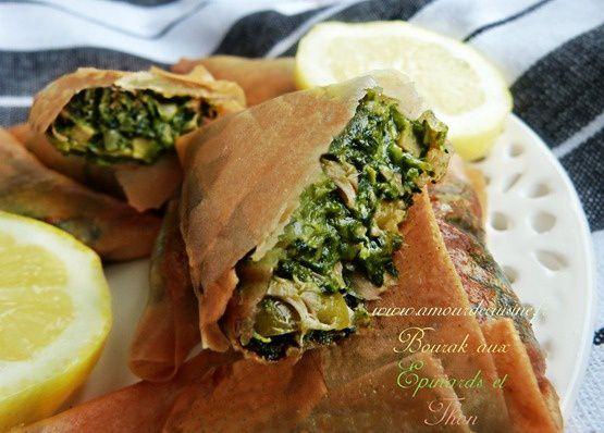 recettes spéciales ramadan: les boureks et bricks  Bourak-aux-epinards-et-au-thon-1_thumb